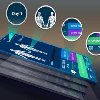 Control dash board, HTML and JAVA