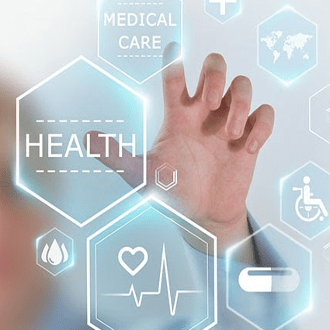 Health collaboration, sensor hub, Electronic health record